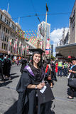 Rmit graduation day Stock Images