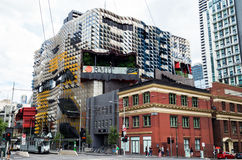 RMIT University in Melbourne Australia Royalty Free Stock Photography
