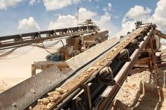 RMM03_industry_quarry_19 Stock Image