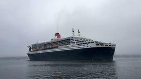 RMS玛丽皇后2 图库摄影