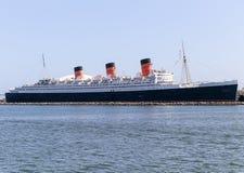 RMS Queen Mary Fotografía de archivo libre de regalías