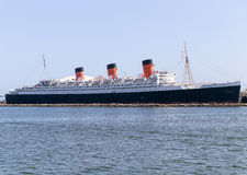 RMS Queen Mary Royalty Free Stock Photography