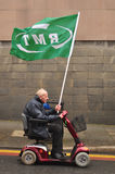 RMT Supporter Royalty Free Stock Images