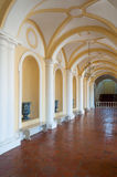 Rndale palace corridor Stock Images