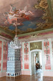 Rndale palace room interior Royalty Free Stock Photography