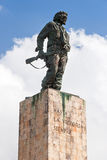 Rnesto Che Guevara. Bronze statue in Plaza de la Revolution, Cuba Stock Photos