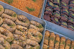 Różni domowej roboty kulebiaki Zdjęcia Royalty Free