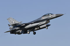 RNLAF F-16AM Fighting Falcon Stock Photo