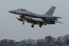 RNLAF 312 sqn заходить во время Frisian сигнализирует Стоковые Фото