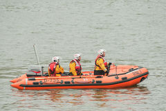 RNLI Royalty Free Stock Photography