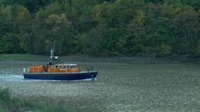 Rnli boat stock video footage