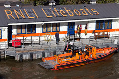 RNLI emergency service Royalty Free Stock Image