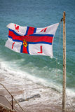 RNLI Flag Royalty Free Stock Image
