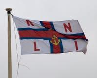 RNLI Flag Royalty Free Stock Image