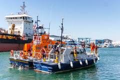 RNLI LIFEBOAT Royalty Free Stock Photo