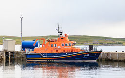 RNLI Lifeboat Stock Photography