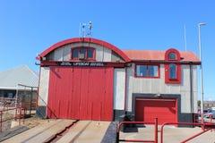 RNLI Lifeboat station, Arbroath, Angus, Scotland Stock Photography