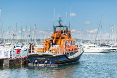RNLI Lifeboat Stock Photos