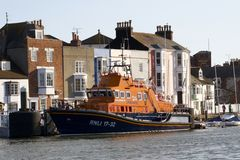 RNLI Weymouth Stock Images