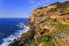RNP Sea Cliff Providence Point Royalty Free Stock Image