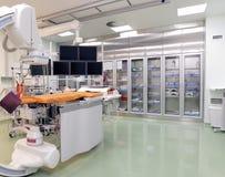 Röntgenstrålefungerande laboratorium Arkivbild