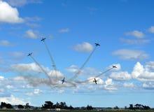 RNZAF Ohakea Airshow 2012 Стоковые Фото