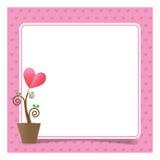 Roślina miłość 2 Obrazy Royalty Free