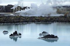 rośliny geotermiczna władza Zdjęcie Stock