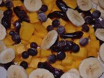 Rośliny Zasadzony jedzenie - śniadanie obrazy royalty free