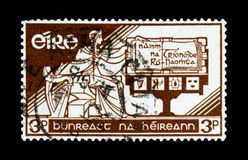 21ro aniversario de la constitución irlandesa, serie, circa 1958 Imagenes de archivo