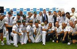 3ro día 5 del test match de Inglaterra v Suráfrica Fotografía de archivo libre de regalías