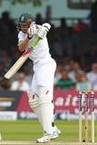 3ro día 2012 del test match de Inglaterra v Suráfrica 4 Imagen de archivo libre de regalías