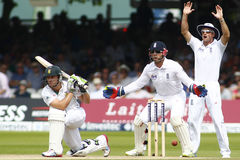3ro día 2012 del test match de Inglaterra v Suráfrica 4 Fotografía de archivo libre de regalías