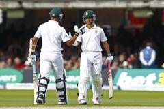 3ro día 2012 del test match de Inglaterra v Suráfrica 1 Imagen de archivo libre de regalías