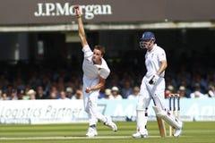3ro día 2012 del test match de Inglaterra v Suráfrica 2 Fotografía de archivo libre de regalías