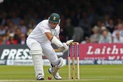 3ro día 2012 del test match de Inglaterra v Suráfrica 1 Foto de archivo libre de regalías