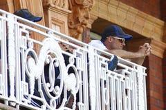 3ro día 2012 del test match de Inglaterra v Suráfrica 2 Fotos de archivo libres de regalías