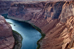 Río de Colorado Fotografía de archivo libre de regalías