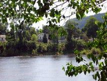 Río de Delaware Imagenes de archivo