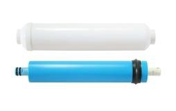RO de filtration de l'eau de cartouche photo libre de droits