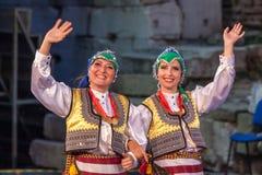 21ro festival internacional en Plovdiv, Bulgaria Imagenes de archivo