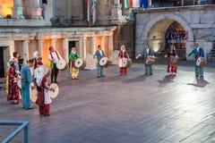 21ro festival internacional en Plovdiv, Bulgaria Fotos de archivo libres de regalías