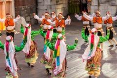 21ro festival internacional en Plovdiv, Bulgaria Imágenes de archivo libres de regalías