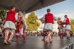 21ro festival internacional en Plovdiv, Bulgaria Imagen de archivo libre de regalías