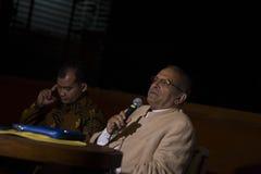 3ro festival literario 2016 de la ANSA Imágenes de archivo libres de regalías