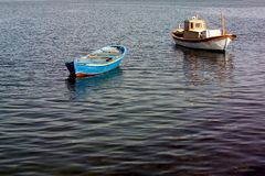 ro för fartyg Fotografering för Bildbyråer