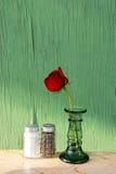 Ro i Cafe Arkivbilder