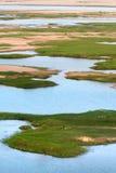 Río Krishna Foto de archivo libre de regalías