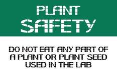 Roślina zbawczy znak Zdjęcia Stock