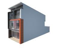3ro piso constructivo Fotografía de archivo libre de regalías